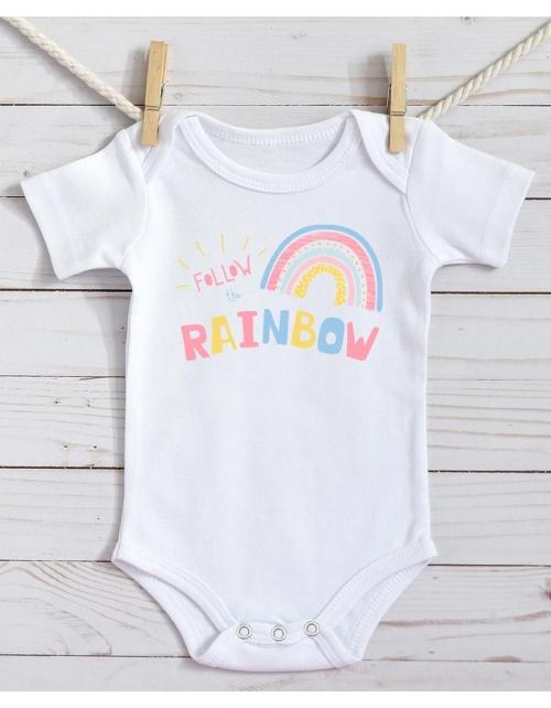 Body Bébé - Rainbow