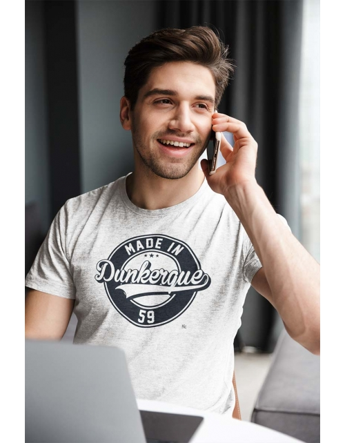 T-shirt Homme Made in DK