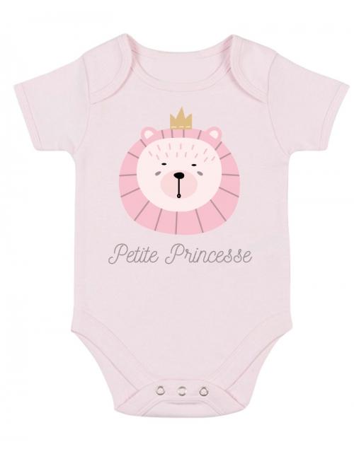Body Bébé - Princesse Lionne