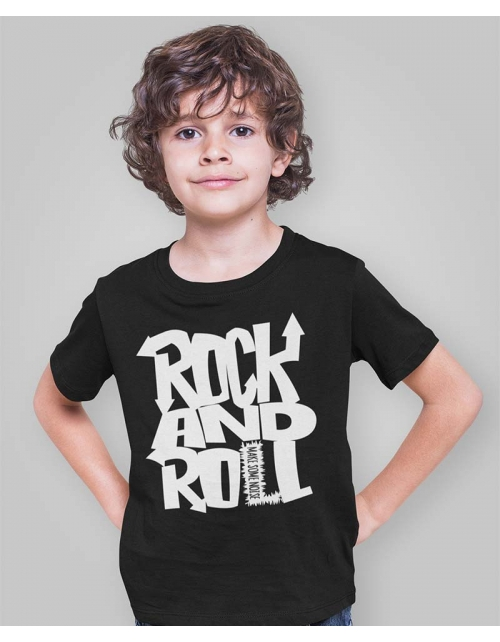 T-Shirt Rock n Graph