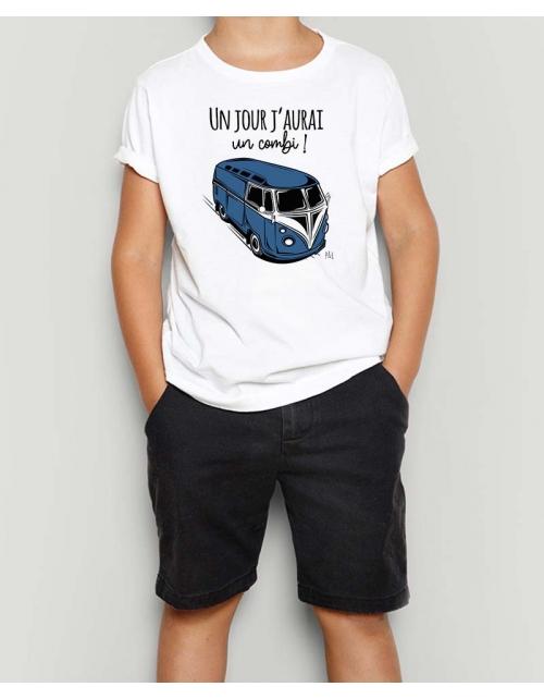 T-Shirt Enfant - Combi