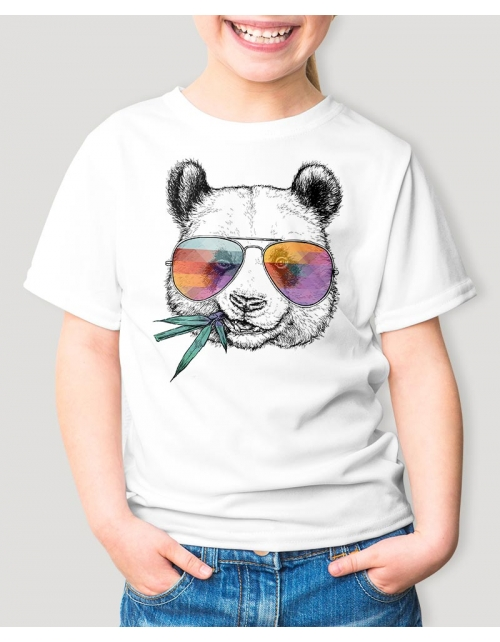 T-Shirt Panda Swag