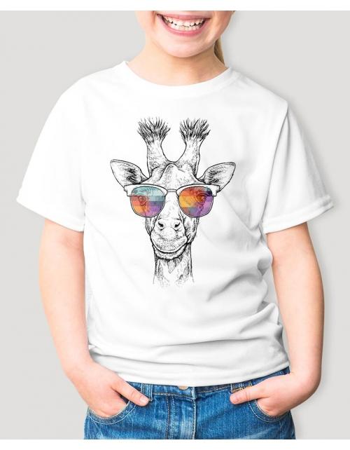 T-Shirt Girafe Swag