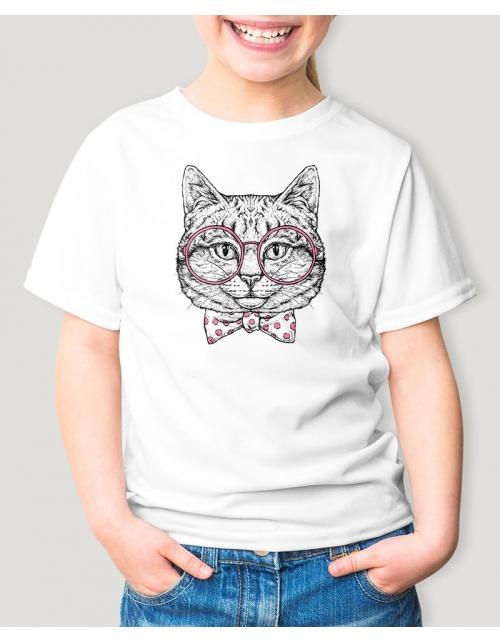 T-Shirt Smart Cat