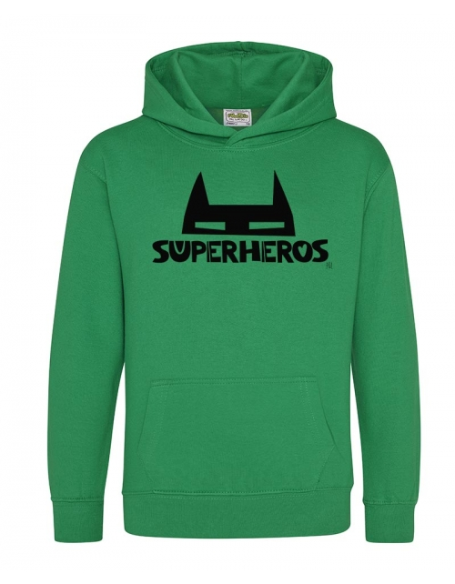Sweat Super Heros