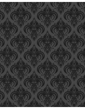 Papier Peint Barok Black