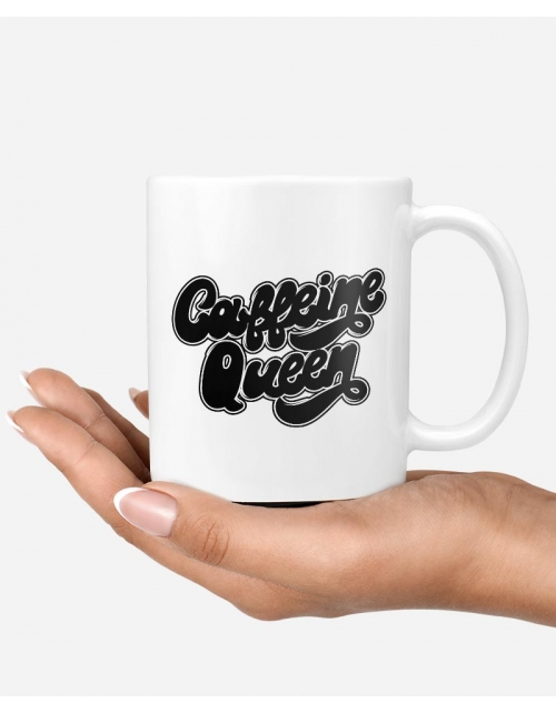 Mug - Caffeine Queen