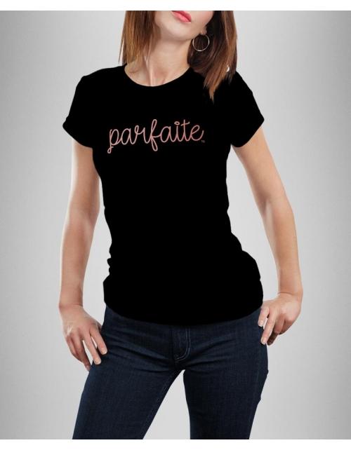T-shirt Parfaite métallisé