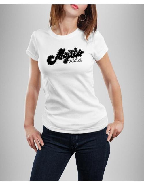 T-shirt Mojito Addict