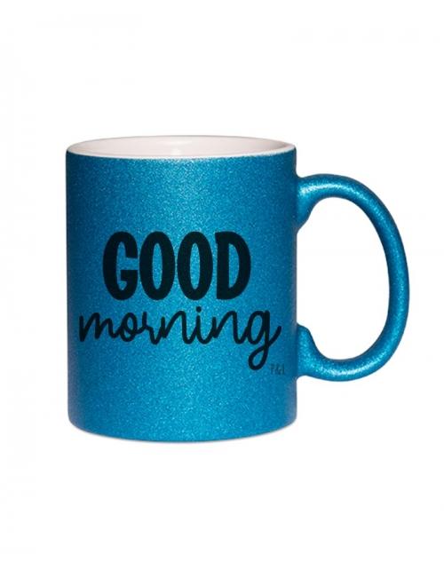 Mug - Paillettes Good Morning