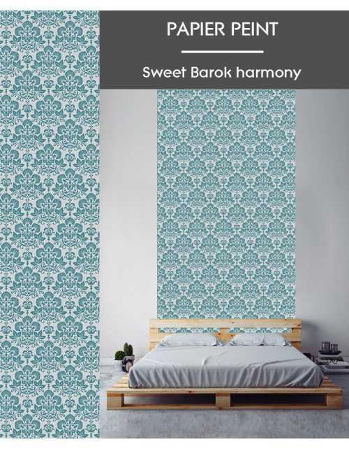 Papier Peint Sweet Barok Harmony