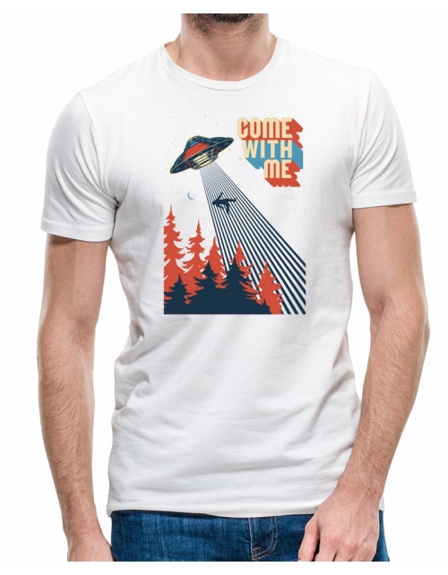 T-shirt Come With Me