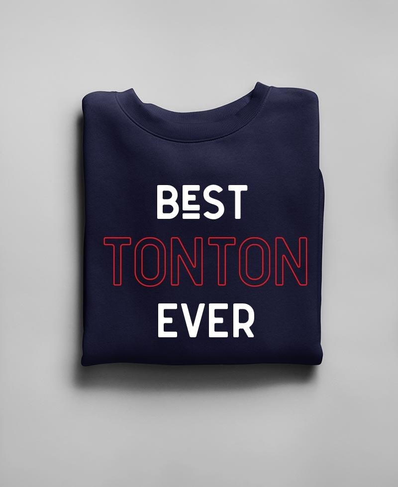 Sweat Best Tonton Ever