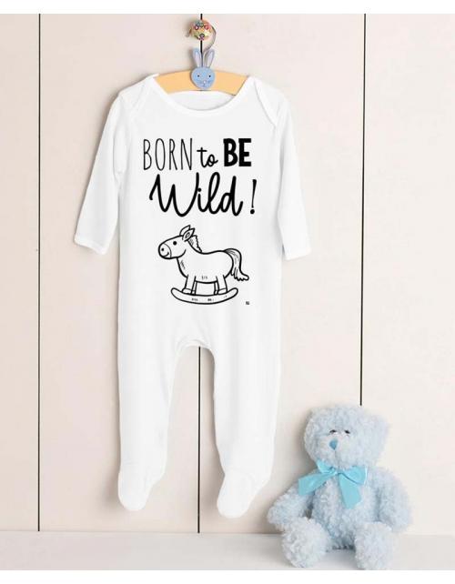 Pyjama Born to be Wild