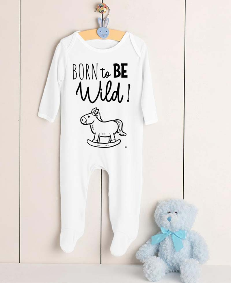Pyjama Bébé Born to be wild