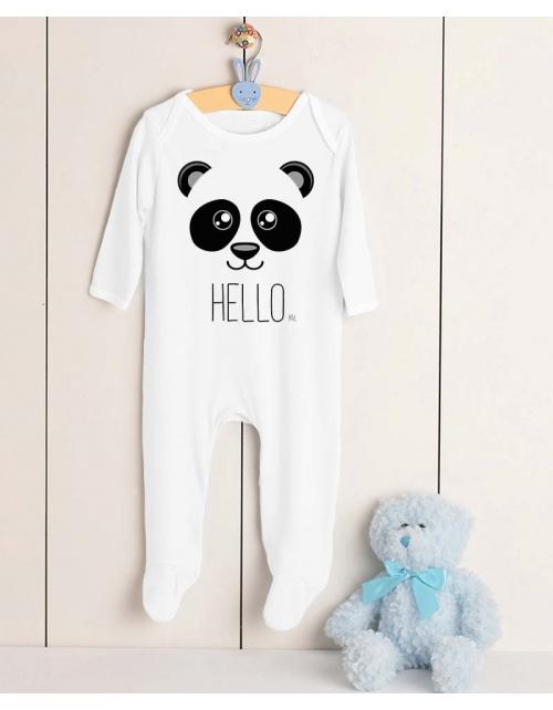 Pyjama Hello Panda