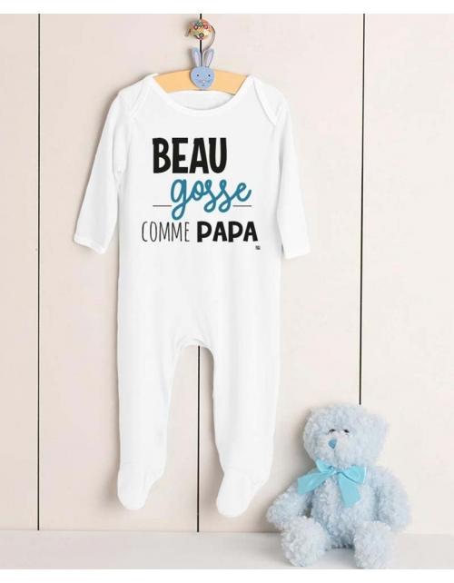 Pyjama Beau Gosse comme Papa
