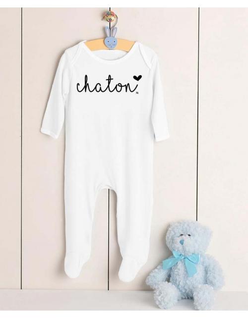 Pyjama Chaton