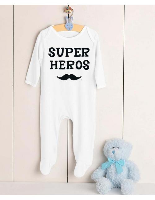 Pyjama Super Moustache