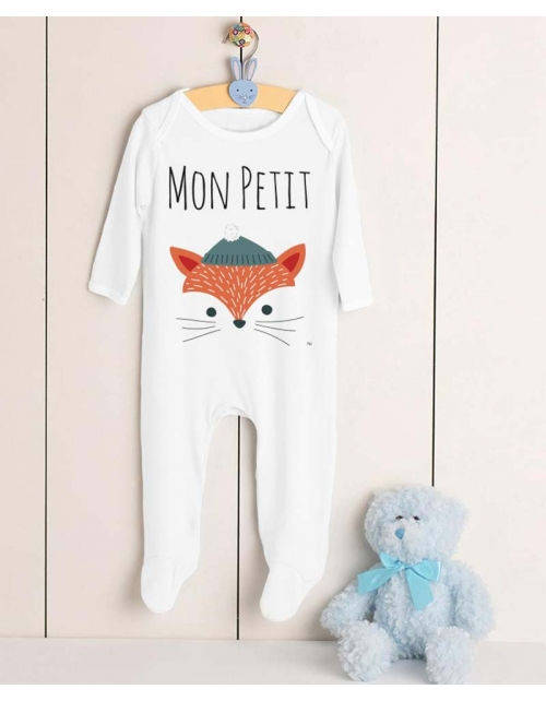 Pyjama Petit Renard