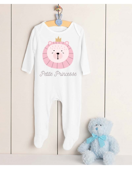 Pyjama Petite Princesse