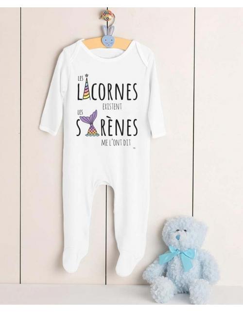 Pyjama Secret de Sirène