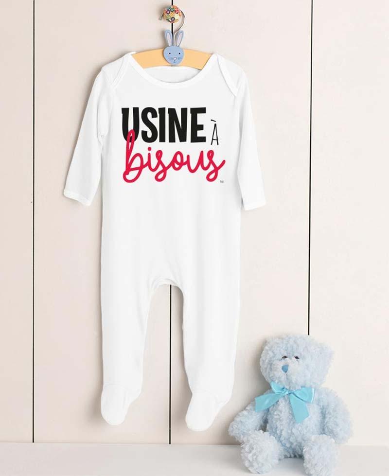 Pyjama Usine à Bisous