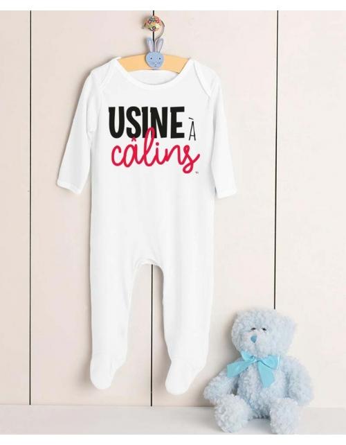 Pyjama Usine à Câlins