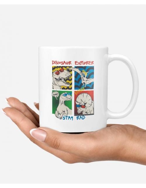 Mug - Dino Pop