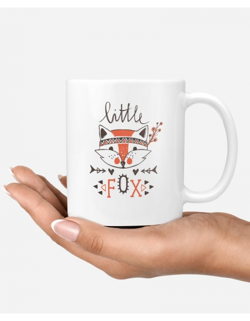 Mug - Petit Renard Boho