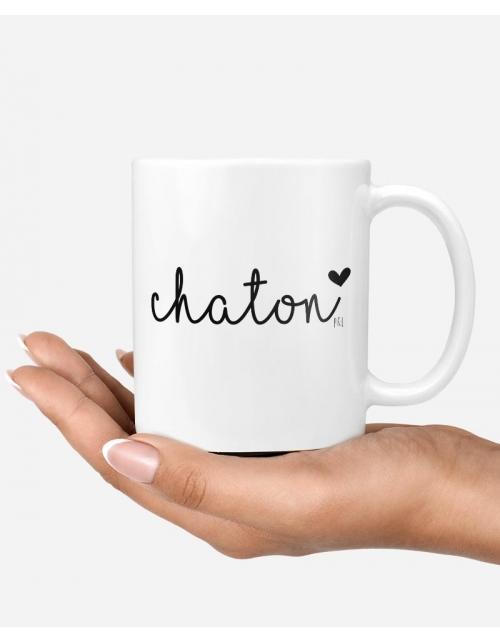 Mug - Chaton