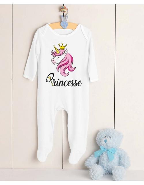 Pyjama Princesse Licorne