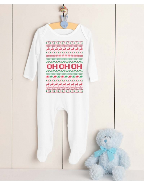Pyjama Oh Oh Oh Moche Edition Noel