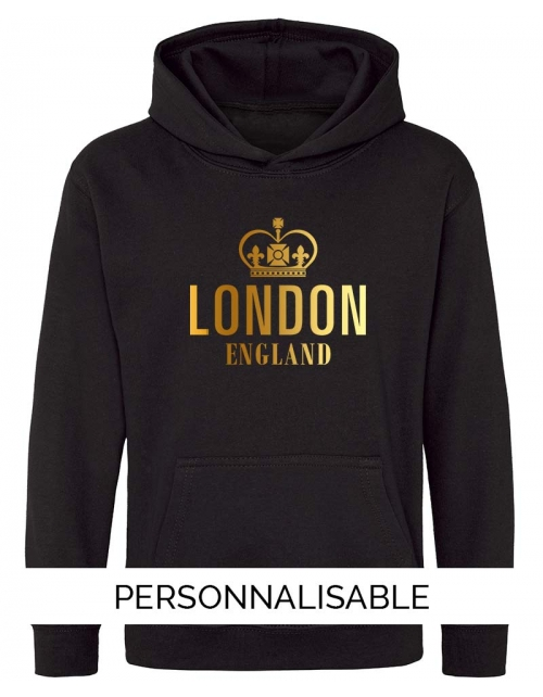 Sweat London crown