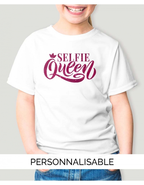 T-shirt Selfie Queen