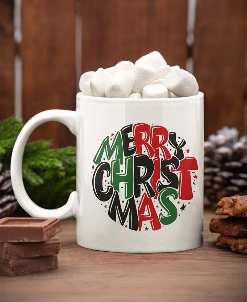 Mug - Noel Merry Christmas