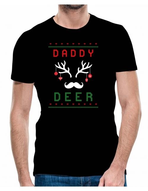 T-shirt Daddy Deer