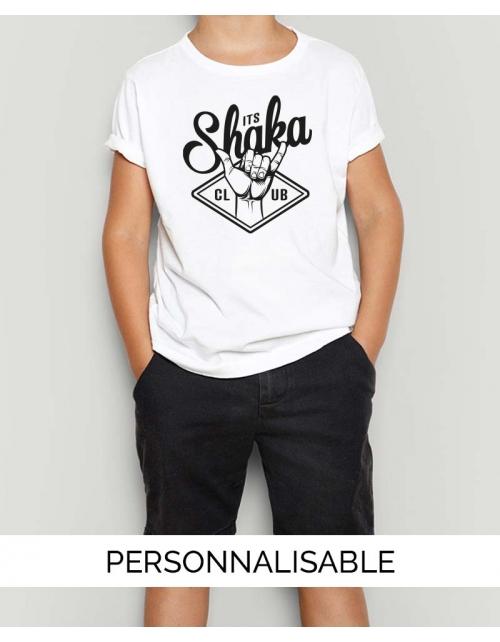 T-shirt Enfant Surf Shaka