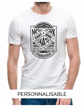 T-shirt Homme NY Skate