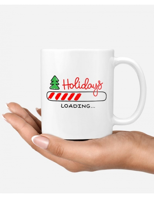 Mug - Holidays Loading Edition Noël