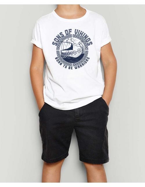 T-Shirt enfant Viking