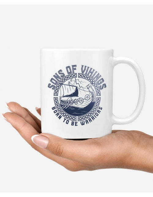 Mug - Vikings