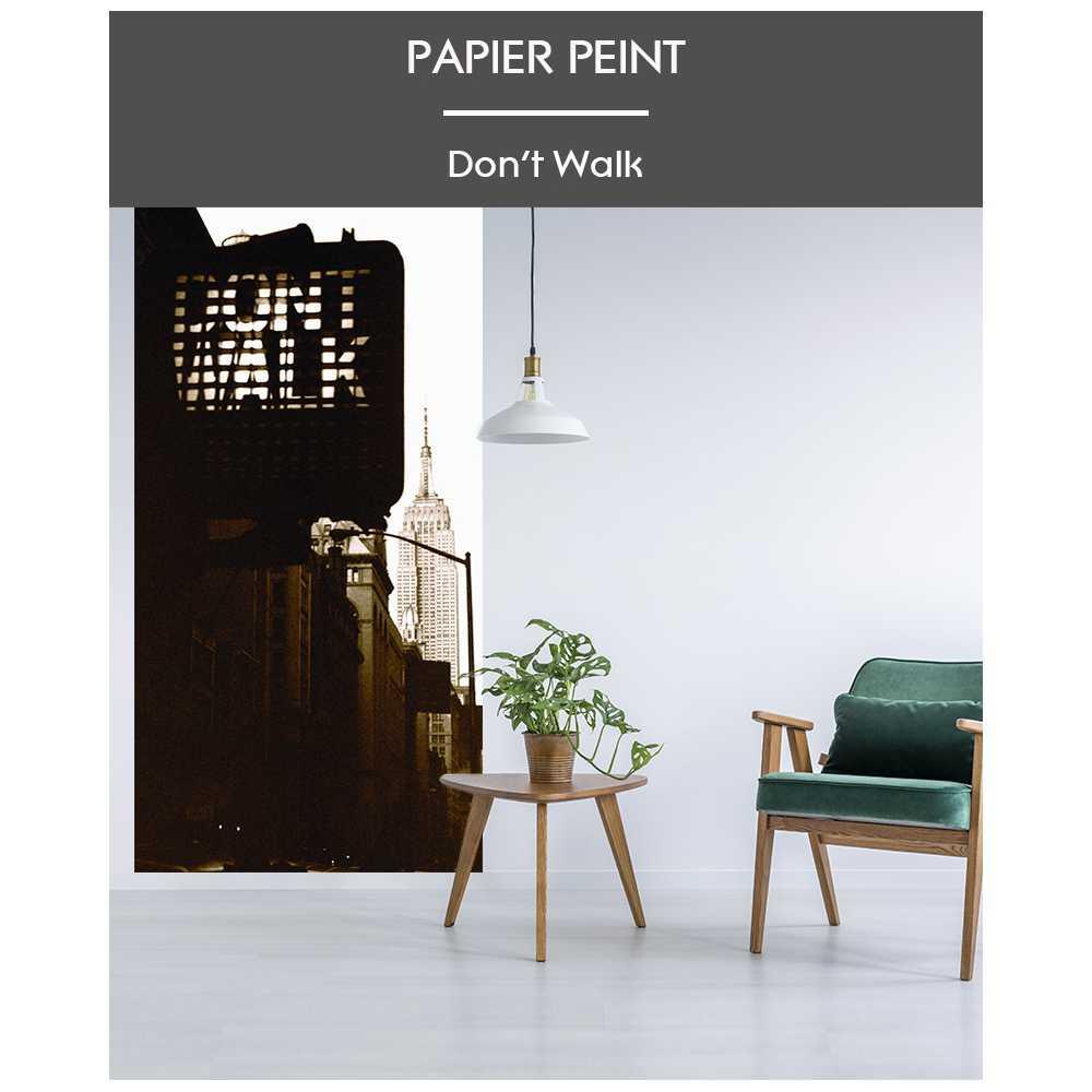 Le Papier Peint Est Il Recyclable papier peint ville du monde - printmydeco