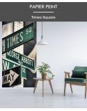 Papier Peint  Time Square