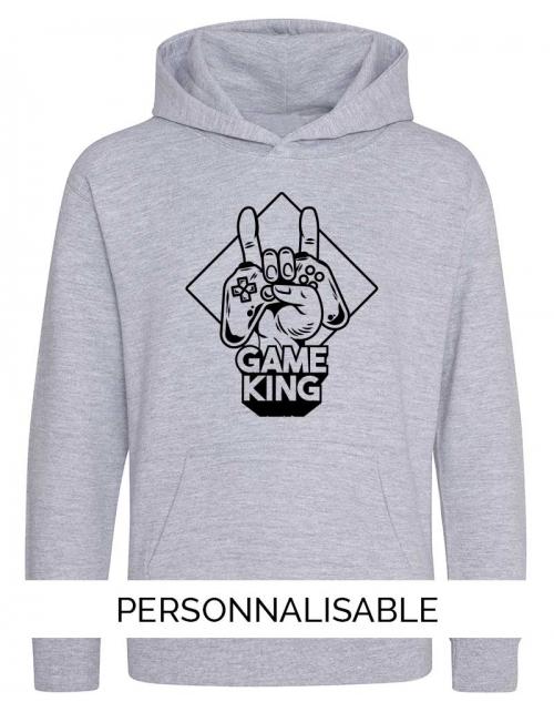 Sweat Enfant Game King