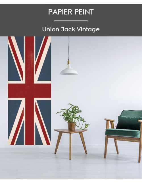 Papier Peint Vintage Jack