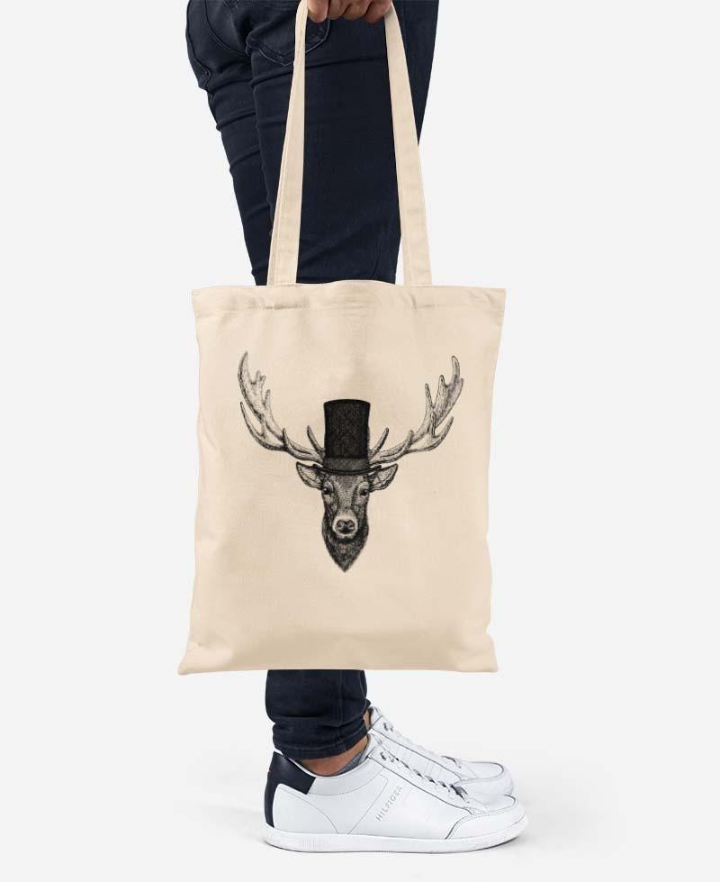 Tote Bag - Dandy Deer