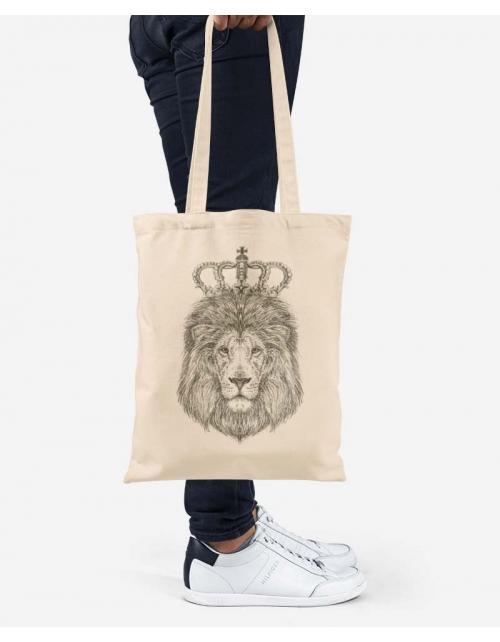 Tote Bag - Roi Lion