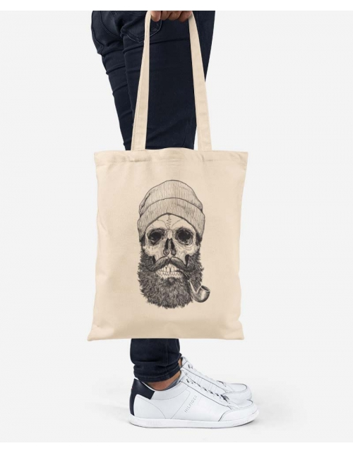 Tote Bag - Capitaine Skull