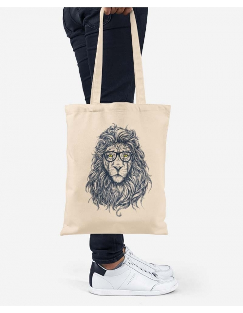 Tote Bag - Smart Lion